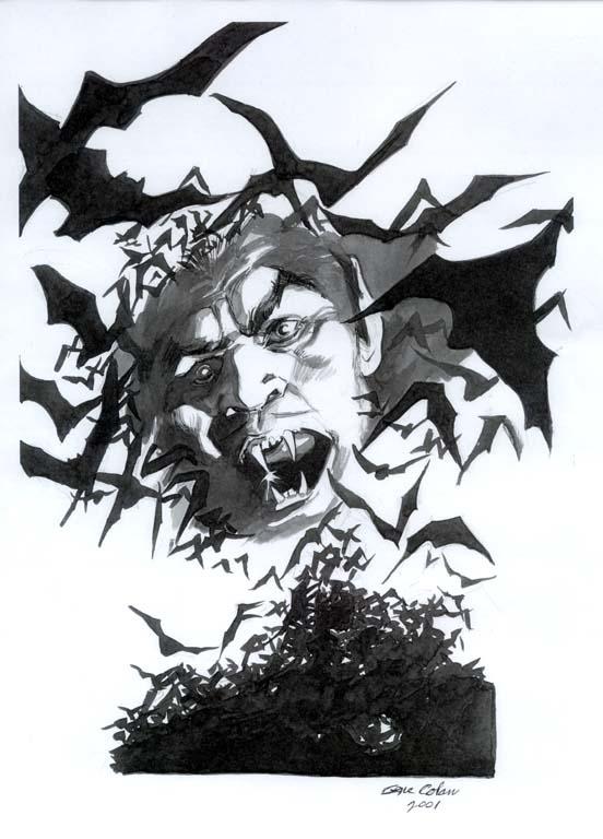 Gene Colan Dracula