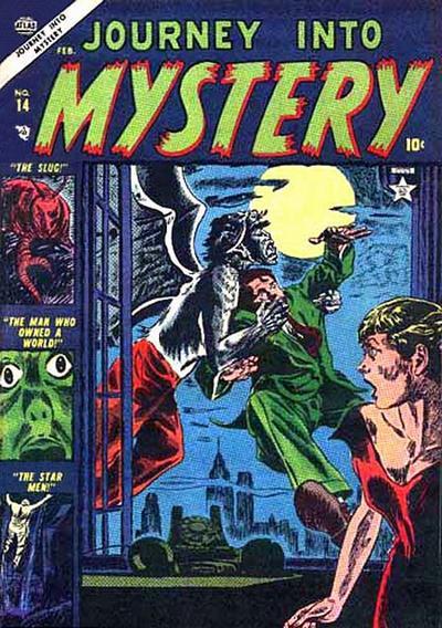 Journey into Mystery Vol 1 14