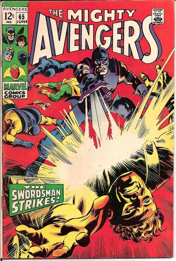 Avengers 65