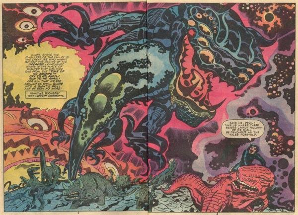 Devil Dinosaur 4 Page 23