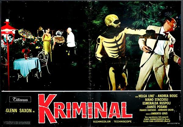 Kriminal is a bad guest