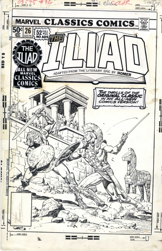 J. Buscema and Chan